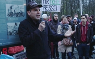 KenFM am Set: Montagsdemo am Brandenburger Tor, 24.3.2014 (35min)