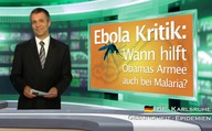 Ebola criticism: when will Obama's army help fight Malaria?