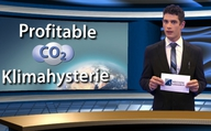 Profitable CO2-Klimahysterie