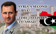 Syria a second Libya? Time to listen to Assad