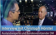 Interview mit Christoph Hörstel – Referent bei der 13. AZK