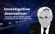 Investigative Journalism – Seymour Hersh reveals crimes committed by the US-government