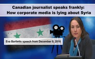 Canadian journalist speaks frankly: How corporate media is lying about Syria