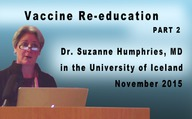 Vaccine Re-education (Part 2)