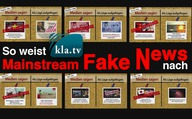So weist Kla.TV Mainstream Fake News nach
