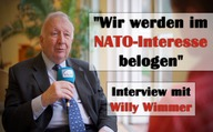 "Willy Wimmer: ""Wir werden im NATO-Interesse belogen"" (Interview mit Willy Wimmer)"