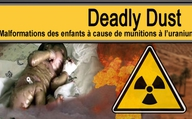 Deadly Dust - Malformations des enfants à cause de munitions à l'uranium