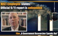 NIST employee states: Official 9/11 report is unfounded