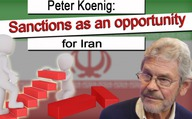 Peter Koenig: Sanctions as an opportunity for Iran