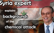 Syria expert explains background of the chemical attack