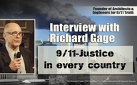 Interview with Richard Gage: 9/11-justice in every country