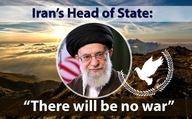 "Iran's Head of State: ""There will be no war"""