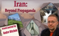 Iran: Beyond Propaganda (travel journal by Andre Vltchek)