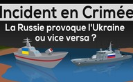 Incident en Crimée – La Russie provoque l'Ukraine ou vice versa ?