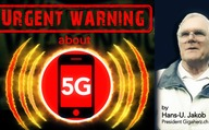 Urgent warning about 5G