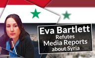 Eva Bartlett refutes media reports about Syria