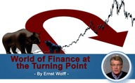 World of Finance at the Turning Point By Ernst Wolff