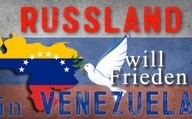 Russland will Frieden in Venezuela