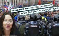 Moskauer Demos: Polizeigewalt oder Medienmanipulation? | Interview mit Eva Bartlett