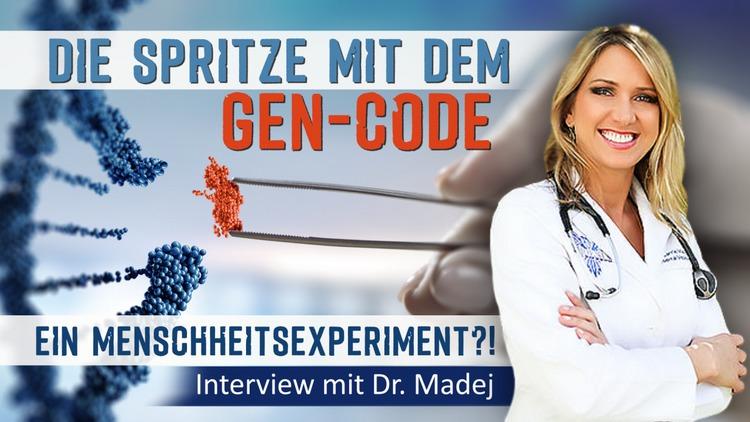 Die Spritze mit dem Gen-Code ? Interview mit Dr. Carrie Madej