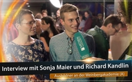 14. AZK: Interview mit Mag. Sonja Maier und Richard Kandlin