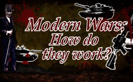 Modern wars: How do they work? (Version 2016)