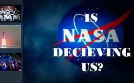 Is NASA deceiving us? When astronauts rise from the dead