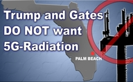Donald Trump and Bill Gates do not want 5G radiation
