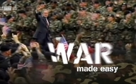 "Film ""War made easy - How Presidents and Pundits Keep Spinning Us to Death"""