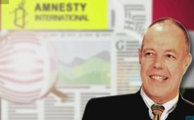"""Kristofas Chiorstelis įvertina """"Amnesty International"""" pranešimą apie karinius veiksmus Sirijoje"""