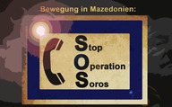 Bewegung in Mazedonien: Stop Operation Soros