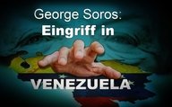 George Soros: Eingriff in Venezuela