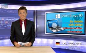 Windows 10: Astfel se poate diminua spionajul de date